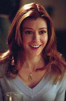 Michelle (Alyson Hannigan) ist sprachlos, als ihr Liebster ihr tatsächlich einen Heiratsantrag macht ...