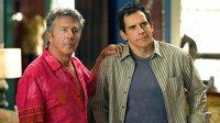 Greg (Ben Stiller, re.) und sein Vater Bernie (Dustin Hoffman)