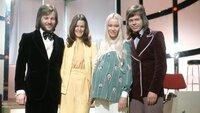 (v.l.n.r.) Benny Andersson; Anni-Frid Lyngstad; Agnetha Fältskog; Björn Ulvaeus