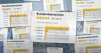 Fake-Bewertungen bei Amazon täuschen Kunden bei ihrer Kaufentscheidung.