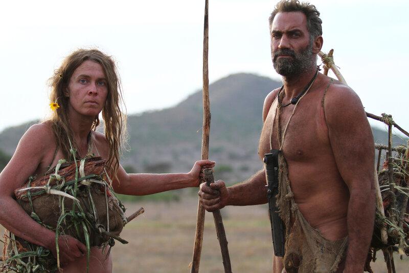 Naked Survival - Ausgezogen in die Wildnis S01E08: Überleben im Doppelpack (Double Jeopardy