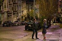 Tom Hardy (Eddie Brock / Venom), Michelle Williams (Anne Weying).