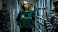 Steckt im Gefängnis: Jodie Comer als Villanelle