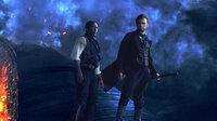 Müssen zu einer List greifen, um den Vampirfürsten Adam ausschalten zu können: Für Abraham Lincoln (Benjamin Walker, r.) und seinen besten Freund Will Johnson (Anthony Mackie, l.) beginnt ein lebensgefährliches Unterfangen ...