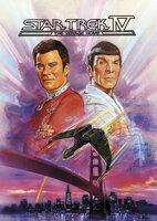 Star Trek IV - Zurück in die Gegenwart - Plakatmotiv