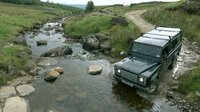 Landrover-Safari in den Highlands.