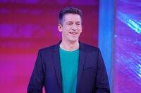 Moderator Steffen Hallaschka.