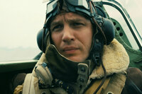 Dunkirk (Dünkirchen) Tom Hardy als Farrier. SRF/Warner Bros.