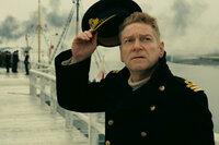 Dunkirk (Dünkirchen) Kenneth Branagh als Commander Bolton. SRF/Warner Bros.