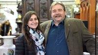 Papa Jürgen und Tochter Vanessa