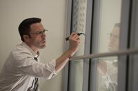 Christian Wolff (Ben Affleck) kann mit Zahlen besser umgehen als mit Menschen.