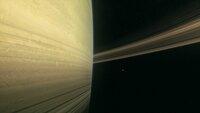 Saturn up close