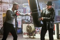 Adonis Creed (Michael B. Jordan, l.) und Rocky Balboa ( Sylvester Stallone)