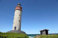 Die dänische Insel Anholt liegt weit draußen im Kattegat.