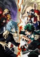 (3. Staffel) - My Hero Academia - Artwork