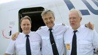 (v.l.n.r.) Marcus Schwarz, Kapitän Fokko Doyen und Michael Schwinn.