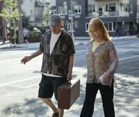 Albert Garner (Alan Arkin, l.); Annie Santori (Ann-Margret, r.)