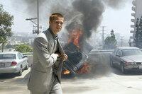 Lässt sich von nichts und niemanden aufhalten: Rusty Ryan (Brad Pitt) ...