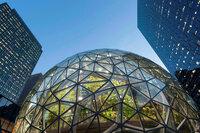 Allmacht Amazon Urban Campus - Zentrale des Onlinehändlers in Seattle SRF/WDR/mauritius images