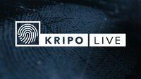"""MITTELDEUTSCHER RUNDFUNK Kripo live Logo """"Kripo live"""" © MDR, honorarfrei - Verwendung gemäß der AGB im engen inhaltlichen, redaktionellen Zusammenhang mit genannter MDR-Sendung und bei Nennung """"Bild: MDR"""" (S2+). MDR/HA Kommunikation, 04360 Leipzig, Tel: (0341) 300 6477 oder - 6463"""