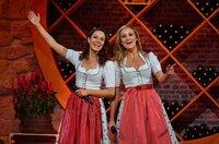 U.a. zu Gast heute: Sigrid & Marina