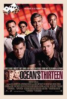 OCEAN'S 13 - Plakatmotiv