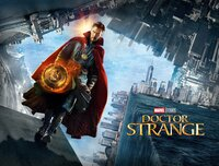Doctor Strange - Artwork