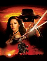 Zorro (Antonio Banderas) und seine Frau Elena (Catherine Zeta-Jones).