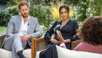 Prinz Harry und Herzogin Meghan im Interview.