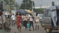 """In Benin City in Nigeria liegt die Zentrale der Bruderschaft der """"Schwarzen Axt""""."""