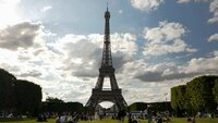 Der Eiffelturm in Paris ist das wohl bekannteste Bauwerk von Alexandre Gustave Eiffel. Doch er konstruierte noch viele andere Superbauten auf der ganzen Welt.