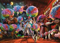 Madagascar 3: Flucht durch Europa Im Afro-Zirkus ist der Bär los