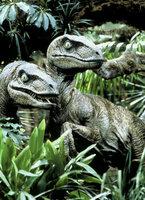 Jurassic Park Suchen nach leichter Beute