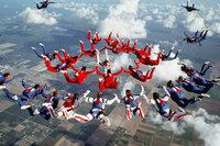 Der magische Reiz des Fallschirmspringens ...