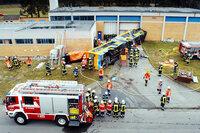 Master of Disaster Bus hat sich überschlagen SRF/Filmtank