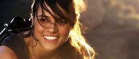 Noch ahnt keiner, dass Letty (Michelle Rodriguez) bald Opfer eines Handlangers des mexikanischen Drogenkartells wird ...
