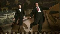 Stan & Ollie Steve Coogan als Stan Laurel, John C. Reilly als Oliver Hardy SRF/Impuls Pictures