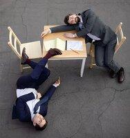 L-R: Jake (Jake Weisman), Matt (Matt Ingebretson)