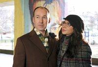 Alexandra (Simone Thomalla) und Gregor (Ulrich Noethen) können ihre Gefühle füreinander nicht verbergen.