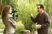 "Hypnotized"" -- Pictured: (l-r) Dina Meyer as Sally Larkin, Tony Shalhoub as Adrian Monk -- USA Network Photo: Trae Patton"
