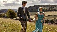 Robin Cavendish (Andrew Garfield) und Diane (Claire Foy) verlassen ihre Heimat.