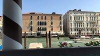 Touristen sind seit dieser Woche mehr geworden, hier in Venedig haben sie keine Angst.