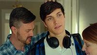 Alles wegen Gracia -  Chase Morgan (Chris Massoglia) mit seinen Eltern