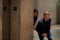 l-r: Angie Everett (Cindy Sampson), Matt Shade (Jason Priestley)