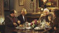 Jason Alexander als George Costanza; Heidi Swedberg als Susan Ross; Warren Frost als Henry Ross; Grace Zabriskie als Mrs. Ross.