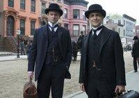 Cinemax HBO 2015  The Knick season 2    Characters:    Eric Johnson-  Gallinger David Pittu-  Dr Phelps