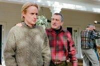 Kevin Rawley (Owen Wilson, l.) ist definitiv eher Schwiegersohnmaterial als Gaylord (Ben Stiller). Das sieht zumindest Jack (Robert De Niro, Mitte) so.