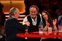 (v.l.n.r.) Mike Krüger; Hugo Egon Balder; Lydia Prenner-Kasper