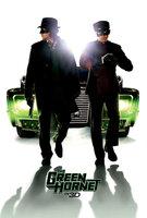 THE GREEN HORNET - Artwork - mit Seth Rogen (l.) und Jay Chou (r.)