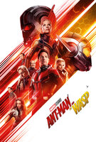 Ant-Man and the Wasp - Artwork